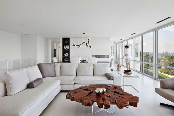contemporary-living-room-in-white-live-edge-coffee-table
